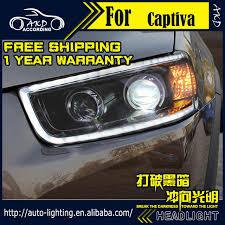 akd car styling l for chevrolet captiva headlights captiva