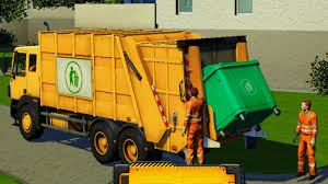 Garbage Truck Simulator - YouTube Gaming Cool Toy Garbage Trucks At The Landfill Youtube Garbage Trucks Dump Part 1 Idem Recycling Lesson Plan For Preschoolers Whitegmc Wxll Heil Rapid Rail Truck Kids Video First Gear 134 Scale Model Frontload Car Wash Autocar Acx Mcneilus Zr Attractive Pictures For Monster Children Ccc Let Formula 4000