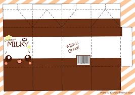Milk Papercraft Yeahhakunamatata 7Mer2EWz