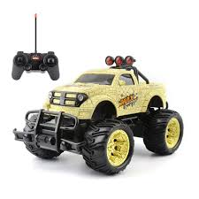 100 Monster Trucks Rc Mini RC Best Remote Controlled Truck For Boys