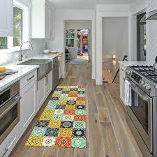 nicht slip küche matte teppich boho decor moderne boden