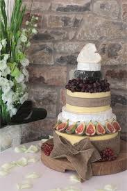 If You Dont Have A Sweet Tooth Why Not Consider Rustic Cheese Wedding CakesCheese