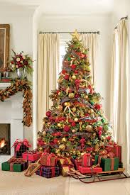 Types Christmas Trees Most Fragrant by 100 Fresh Christmas Decorating Ideas Southern Living