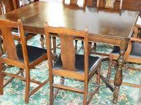 Antique Dining Room Furniture 1930 Elegant 1930s Kitchen Table And Chairs Gallery Decoration Ideas