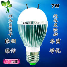 led lighting negative ion air purifying l l eco