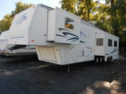 2000 Prowler Travel Trailer Floor Plans by 2000 Fleetwood Prowler 355y Fifth Wheel Lexington Ky Northside Rvs
