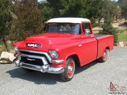 100 Vintage Pickup Trucks For Sale RARE VINTAGE 1956 GMC TOWN COUNTRY SUBURBAN CAMEO PICKUP TRUCK