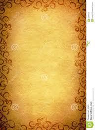 Old Paper Border Design Illustration 10444806