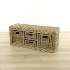 rattanbank sitzbank wäschebox grau braun lederstühle esszimmer stühle kaufen bei six markenmöbel