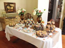 A Rustic Baby Shower For Tucker