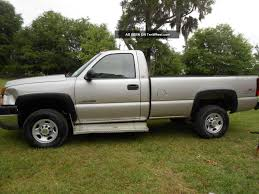 2005 Chevrolet Silverado 2500hd Pickup 4wd 2018 2 Door Chevy Truck ...