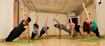 Back Bikram Yoga Sweat