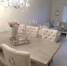 beautiful living room dining table country style interior