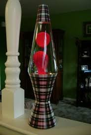 Cloudy Grande Lava Lamp by Custom Clearview 17 5
