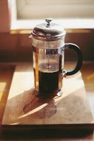 By Withering In Winter French Press