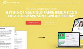 Free Resume Hosting Provider And Online Builder