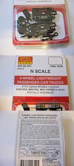 98 N Scale Trucks Other Parts And Accs 13294 MicroTrains Stock 00302051