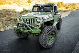 100 Jeep Wrangler Truck Conversion Kit STRUT Rides Magazine