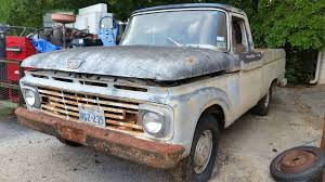 100 1964 Ford Truck Bargain Project F100 1770