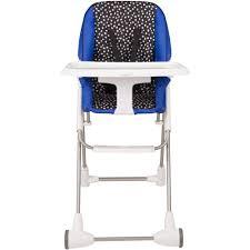 100 Kangaroo High Chair Evenflo Symmetry Flat Fold Spearmint Spree Walmartcom