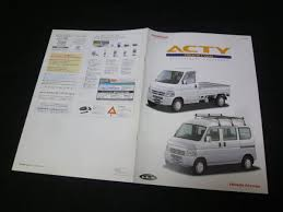 Y600 Prompt Decision ] Honda Acty Truck & Van HA6/ HA7 / HH5 / HH6 ...
