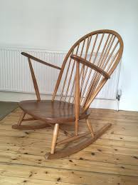 Large Vintage Ercol Windsor Rocking Chair In SW11 London For ...