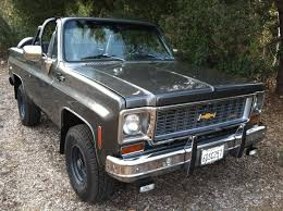 100 Blazer Truck Hemmings Find Of The Day 1974 Chevrolet Hemmings Daily