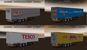 Euro Truck Simulator 2 Mods Trailer Skin Pack Download / Sher Khan ... Euro Truck Simulator 2 Mod Grficos Mais Realista 124x Download 2014 3d Full Android Game Apk Download Youtube Grand 113 Apk Simulation Games Logging For Free Download And Software Lvo 9700 Bus Mods Berbagai Versi Ets2 V133 Uk Truck Simulator Save Game 100 No Damage Gado Info Pc American Savegame Save File Version Downloader Hard