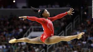 Simone Biles Floor Routine by Why We Need Simone Gabby And Laurie Cnn