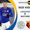 Soi kèo nhà cái Leicester vs Watford ngày 5/12 Ngoại hạng Anh