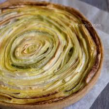 quiche au poireau avec pâte brisée à l huile d olive jujube en