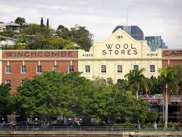 100 Teneriffe Woolstores Brisbane One Of The Many Old Wool Stores Along The Brisba