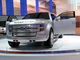 100 Ford Super Chief Truck F250 Concept High Resolution Image 5 Of 12