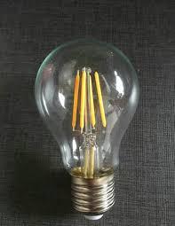 vintage edison clear glass led bulb 3pcs lot 2w e27 a19 bulbs