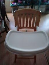 Eddie Bauer Wood High Chair Replacement Pad by Eddie Bauer High Chair Ebay