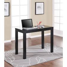 Ameriwood Desk And Hutch In Cherry by Ameriwood Parsons Black Desk 9178196 The Home Depot