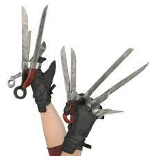 Halloween Eerie Express Chattanooga by Edward Scissorhands Deluxe Gloves Buycostumes Com