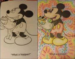 Coloring Books That Are Instantly Made NSFW 24 Photos