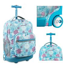 Girls #Rolling #Backpack Wheeled Book Bag #School Kids Travel ... Colton School Bpacks Pbteen Youtube Pottery Barn Teen Northfield Navy Dot Rolling Carryon Spinner Gear Up Guys How To Avoid A Heavy Bpack For Boys Back To Checklist The Sunny Side Blog And Accsories For Girls Pb Zio Ziegler Blue Black Snake Brand Bpack Photos School Stylish Bpacks Decor Pbteen Catalog Pbteens 57917 New Nwt