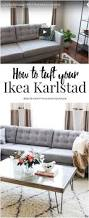 Karlstad Sofa Cover Uk by Best 25 Ikea Sofa Covers Ideas On Pinterest Ikea Couch Covers