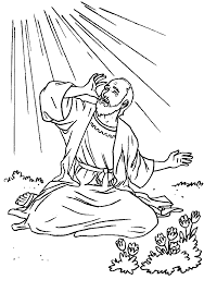 St Stephen Coloring Page