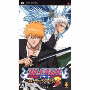 Bleach Heat The Soul 3 Japan Import