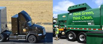 100 Who Makes Ups Trucks UPS And Waste Management Make CDPs 2018 Climate AList Fuels Fix
