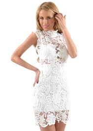 miss holly u0027s tiffany white lace dress yes please pinterest