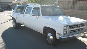 1986 Chevy Silverado 3500 Dually - Classic Chevrolet Silverado 3500 ...