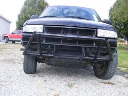 Homemade Brush Guard - Blazer Forum - Chevy Blazer Forums About Us Frontier Truck Gear Black Grille Guard Amazoncom Westin 572505 Hdx Automotive F150 Brush Tough Country Bumpers How To Install A Luverne Grill Youtube Winch Mount 5793835 1518 F Deer For Dee Zee Guards And Push In Gonzales La Kgpin Autosports M1009 Or Cucv Brush Guard On Gmt400 The Ultimate 8898 Ranch Hand Accsories Protect Your