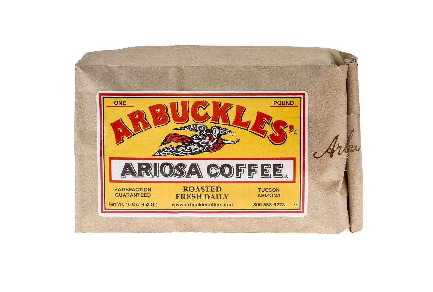 Arbuckle Coffee Roasters Arbuckles Whole Bean Coffee Ariosa