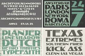 deco typography history 80 popular deco fonts for your web design projects in this code