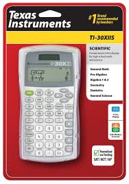 Algebra Tiles Online Calculator by Amazon Com Texas Instruments Ti30xiiswhite 2 Line Scientific