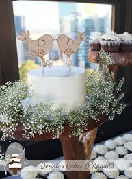 Love Is Sweet In The City With This Egg And Dairy Free Wedding Cake Cupcakes